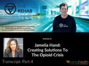 Jamelia Hand, Part Four – MAT: What Are The Links On The Chain?